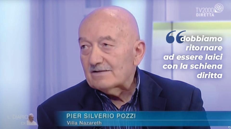 """Pier Silverio a """"Il diario di Papa Francesco"""", TV2000, 17 giu 2016."""